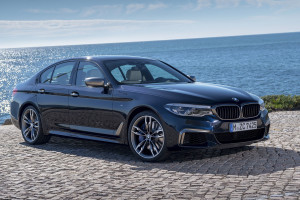 NOUVELLE BMW SÉRIE 5