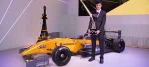 Michael Benyahia devient  champion d'Europe de Formule Renault 2017 !