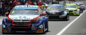 Ouverture de la Coupe du Monde FIA WTCR 2018 à Marrakech !