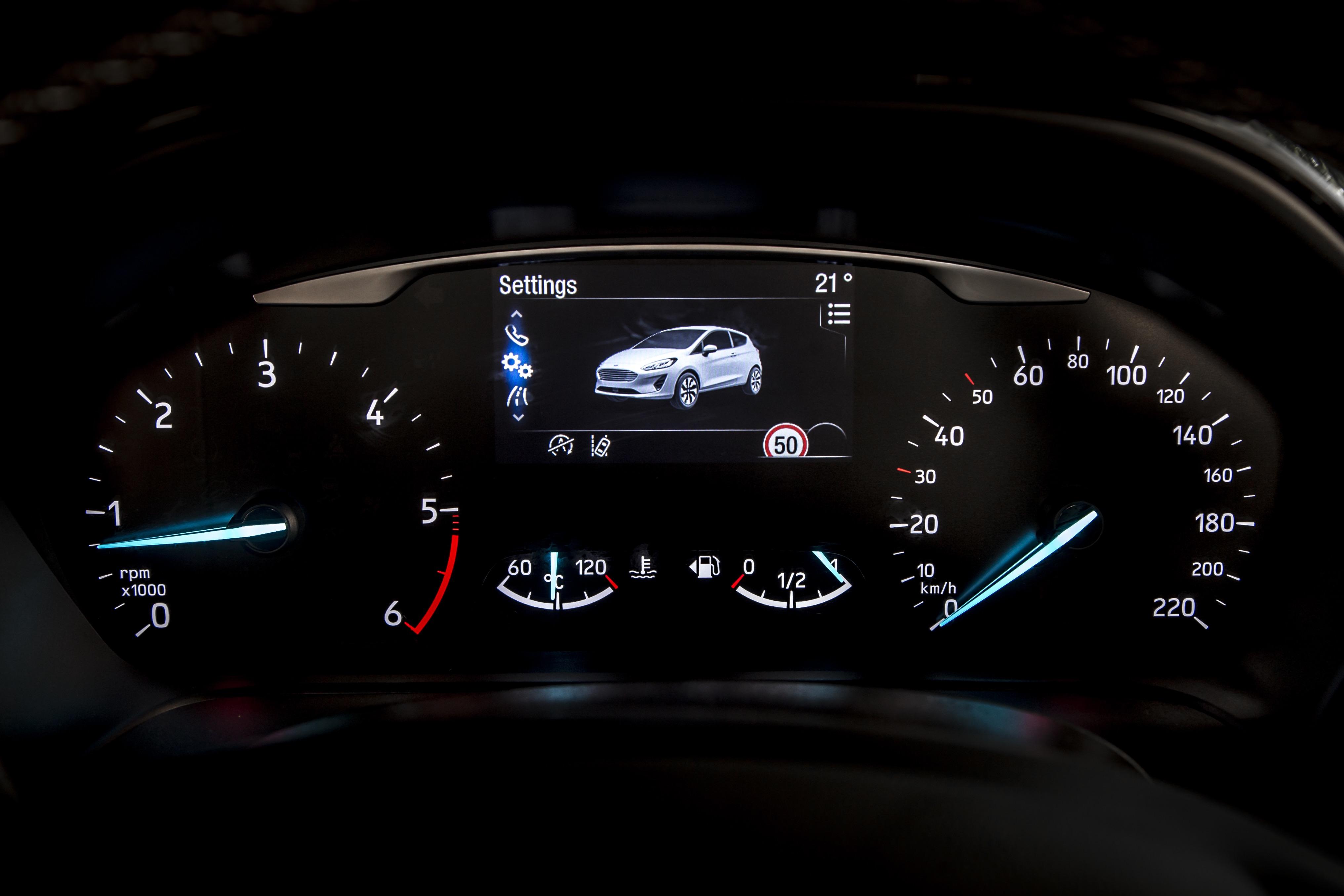 Nouvelle Ford Fiesta, plus tendance et plus high-tech ...
