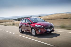 Nouvelle Ford Fiesta, plus tendance et plus high-tech !