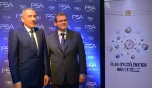 « Le Groupe PSA prépare son avenir au Maroc ! »