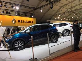 Les modèles star du stand Renault Dacia à l'Auto Expo 2018 !