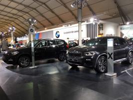 Nouveau BMW X4 -2e mondiale au salon Auto Expo de Casablanca!