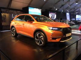 Auto Expo 2018-Nouveau DS7 Crossback