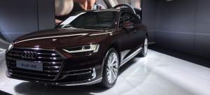 Nouvelle Audi A8, la quintessence du luxeau salon Auto Expo 2018 !