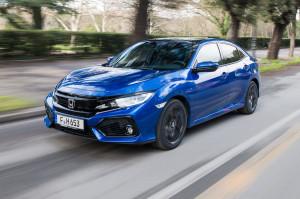 Honda Civic Sedan 1.6 l i-DTEC- Le must du raffinement et de l'efficacité !
