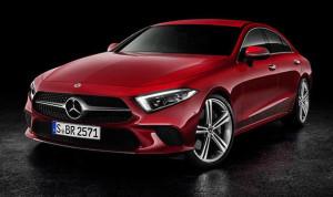 Nouveau Mercedes-Benz CLS - Le must des coupés sportifs!