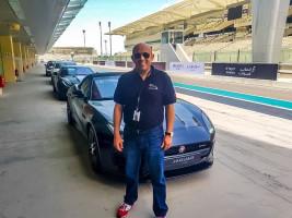 Hicham Laoufi remporte la finale des JLR 2018 à Abu Dhabi
