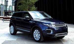 Le Range Rover Evoque «Black Line» séduit par son design futuriste!