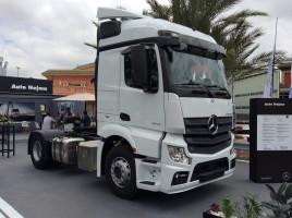 Mercedes-Benz Trucks Maroc dévoile le tout nouvel ACTROS