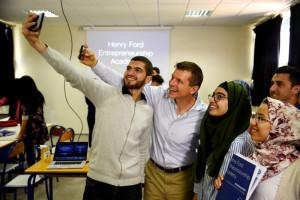 L'Académie d'entreprenariat Henry Ford (HFEA) relance ses ateliers au Maroc