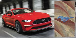Ford Mustang célèbre ses 54 ans!