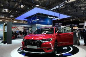 Le 1er véhicule connecté développé par Huawei et PSA dévoilé au salon HANNOVER MESSE 2018