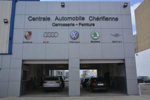 Le groupe CAC ouvre son plus grand atelier de Carrosserie et Peinture au Maroc