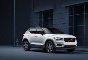 Volvo augmente sa capacité de production pour pallier au succès du XC40 et du XC60