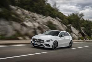 Nouvelle Mercedes-Benz Classe A  : La compacte ultra connectéeau look sportif !