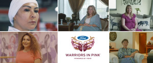 Ford présente ses « Warriors in Pink 2018 »