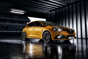 Nouvelle Renault MÉGANE R.S.Résolument sportive!