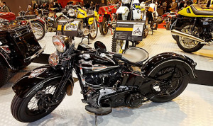 Le marché de la moto se porte bien!