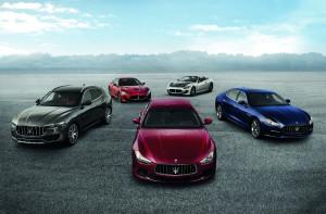 Maserati organise des journées d'exception à Rabat du 14 au 18 novembre 2018