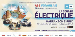 New Look pour la Formule électrique à Marrakech!