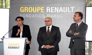 Lancement officiel de la Fondation Renault Maroc