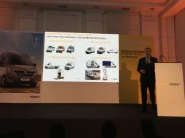 Le Groupe Renault leader du marché VU en 2018 !