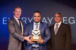 Smeia remporte le prix de « Meilleur Conseiller Commercial JLR MENA »