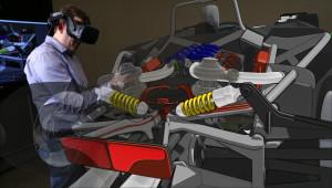 Ford crée avec Gravity Sketch un nouvel outil de réalité virtuelle en 3D