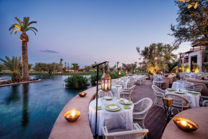 Fairmont Royal Palm de Marrakech : Luxe, détente et romantisme à outrance …