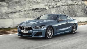 Nouvelle série BMW série 8, le summum de l'élégance sportive !