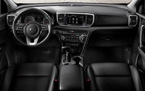 Découvrez les atouts du nouveau Kia Sportage restylé !