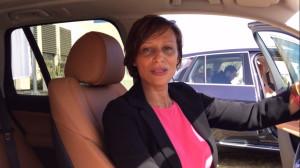 Lancement BMW X5 : Majdouline Chafai El Alaoui Directeur de Marque BMW