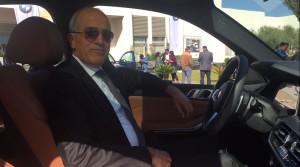Lancement Nouveau BMW X5 : Entretien avec Aziz Rochdi Directeur Commercial BMW