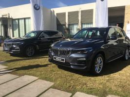 Nouveau BMW X5, un tout terrain à la pointe de la technologie !