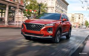 Hyundai Santa Fe élu SUV le plus fiable de sa catégorie