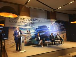 Smeia lance la nouvelle BMW série 3 au Maroc