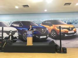 Renault Expo 2019 : Des offres salons exceptionnelles et des gifts à ne pas manquer !