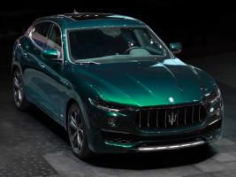 Maserati fait sensation à la Semaine du design de Milan !