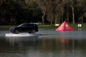 BMW Transporteur officiel de la 46ème édition du  Trophée Hassan II