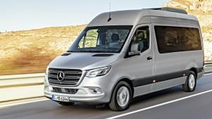 Nouveau Sprinter : robustesse, rentabilité et fiabilité !