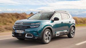 Nouveau  Citroën C5 Aircross : Un SUV nommé Confort !