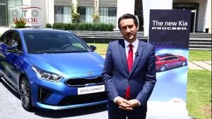 Entretien avec Cédric Veau DG Kia Maroc à propos de la nouvelle Kia Ceed et ProCeed