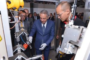 Nexteer Automotive ouvre sa 27e usine à Kenitra au Maroc
