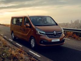 Renault Trafic 2019 : léger restylage avec un nouveau moteur 2.0 dCi