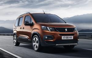 Peugeot Rifter 2019, le ludospace au look baroudeur !