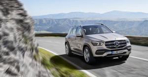 Mercedes GLE 2019- Les atouts du nouveau SUV premium