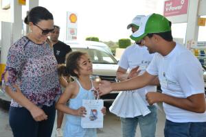 Vivo Energy Maroc et le CNPAC sensibilisent dans les stations Shell à la sécurité routière