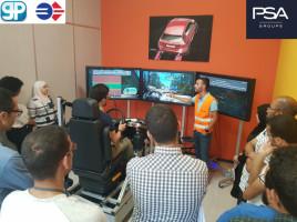 Le Groupe PSA sensibilise aux risques routiers